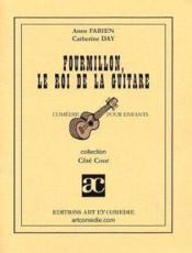 Fourmillon, le roi de la guitare - Couverture - Format classique