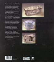 Archéologie chinoise. trésors de la région du Guangxi - 4ème de couverture - Format classique
