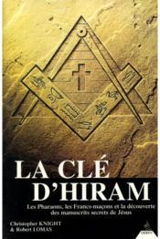 Cle D'Hiram (La) - Couverture - Format classique