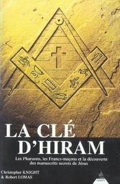 Cle D'Hiram (La) - Intérieur - Format classique