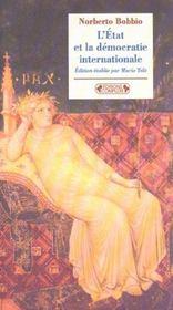 L'Etat et la démocratie ; édition 2002 - Intérieur - Format classique