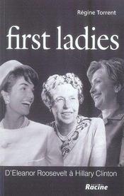 First ladies - Intérieur - Format classique