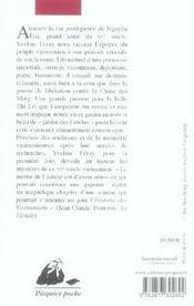 Dix mille printemps t.2 - 4ème de couverture - Format classique