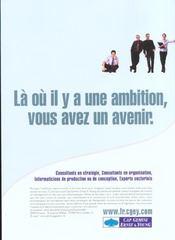 Guide Des Opportunites De Carrieres - 4ème de couverture - Format classique