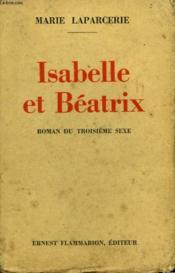 Isabelle Et Beatrix. - Couverture - Format classique