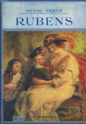 Rubens. Collection : Voir Et Savoir. - Couverture - Format classique