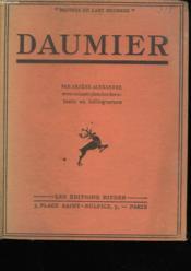 Daumier - Couverture - Format classique