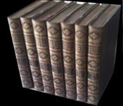 Cassell'S Book Of Knowledge. An Encyclopaedia For Children. En 7 Volumes (Si Complet: 8 Volumes, Manque Le Volume 2) - Couverture - Format classique