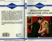 Week End Dans Un Manoir Anglais - Man Without A Past - Couverture - Format classique