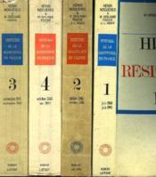 Histoire De La Resistance En France En 4 Tomes. - Couverture - Format classique