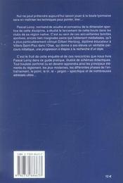 Jouer Aux Boules - 4ème de couverture - Format classique