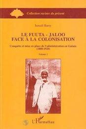 Le Fuuta-Jaloo face à la colonisation t.1 - Intérieur - Format classique
