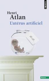 L'utérus artificiel - Couverture - Format classique