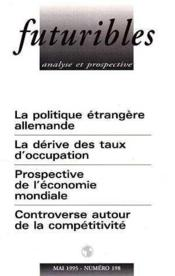 Futuribles N.198 - Couverture - Format classique