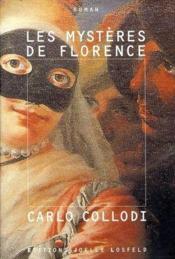 Les mystères de Florence - Couverture - Format classique