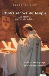 L'ordre renove du temple