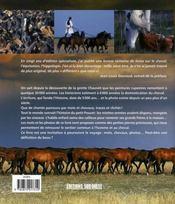 Des chevaux parmi les hommes - 4ème de couverture - Format classique