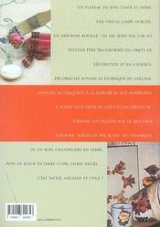 Le grand livre du decoupage - 4ème de couverture - Format classique