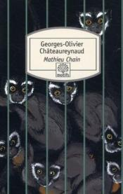 Vente  Mathieu Chain  - Georges-Olivier Chateaureynaud