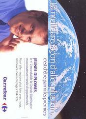 Commerce Et Gestion - 4ème de couverture - Format classique