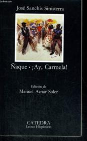 Ay carmela - Couverture - Format classique