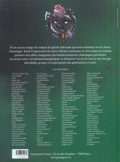 Greenpeace 120 dessins pour le climat - 4ème de couverture - Format classique