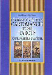 Le Grand Livre De La Cartomancie Et Des Tarots - Intérieur - Format classique