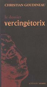 Le Dossier Vercingetorix - Intérieur - Format classique