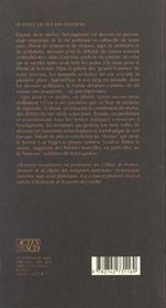 Le Dossier Vercingetorix - 4ème de couverture - Format classique
