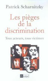 Les Pieges De La Discrimination - Intérieur - Format classique