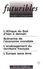Futuribles N.199 - Couverture - Format classique