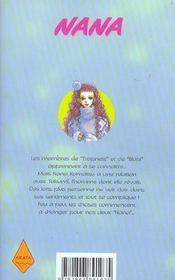 Nana t.6 - 4ème de couverture - Format classique