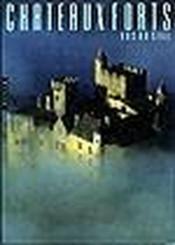 Chateaux forts vus du ciel - Couverture - Format classique