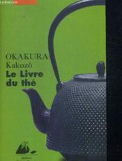 Livre Du The (Le) - Couverture - Format classique