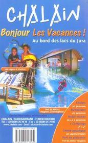 Guide Bel Air Europe Camping Caravaning; Edition 2002 - 4ème de couverture - Format classique