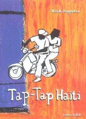 Tap-tap Haïti - Intérieur - Format classique