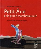 Petit Ane et le grand marabououuuh - Intérieur - Format classique