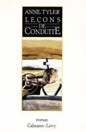 Lecons De Conduite. - Couverture - Format classique