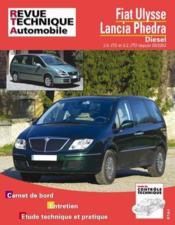 Rta 863.2 Fiat Ulysse/Lancia Phedra Diesel Dep 09/02 - Couverture - Format classique