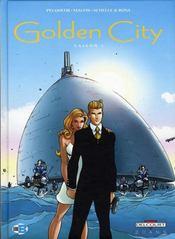 Golden city ; intégrale t.1 à t.6 - Intérieur - Format classique