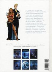 Golden city ; intégrale t.1 à t.6 - 4ème de couverture - Format classique