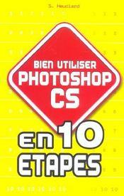 Bien Utiliser Photoshop 8 - Intérieur - Format classique