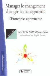 Management Apprenant - Couverture - Format classique