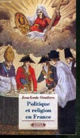 Politique et religion - Couverture - Format classique