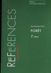 Foret ; 2e edition - Intérieur - Format classique