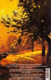 La châtaigne ; trésor d'automne - 4ème de couverture - Format classique