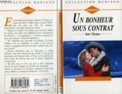 Un Bonheur Sous Contrat - Jingle Bell Bride - Couverture - Format classique