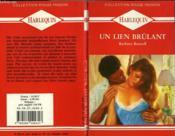 Un Lien Brulant - License To Love - Couverture - Format classique