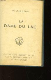 La Dame Du Lac - Couverture - Format classique