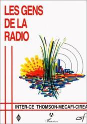 Les Gens De La Radio - Couverture - Format classique